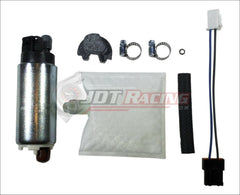 Walbro GSS342 255lph High Pressure Fuel Pump & 400-791 Install Kit for 2002-2007 Subaru WRX & Sti