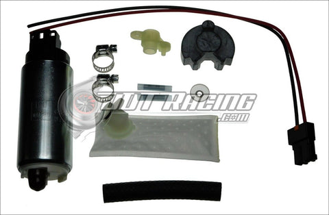 Walbro GSS341 255lph High Pressure Fuel Pump & Install Kit 1988-1996 Honda Prelude