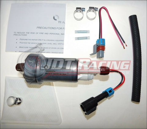 Walbro F90000274 450lph Fuel Pump & 400-1168 Installation Kit E85 Compatible *Universal*