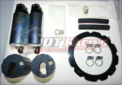 Dual Walbro GSS342 255lph High Pressure Fuel Pumps & Install Kit Ford F150 SVT Lightning 1999-2004