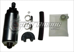 Walbro GSS352G3 350lph High Pressure Fuel Pump & 400-1101 Install Kit for 1998-2002 Honda Accord