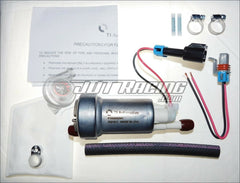 New Genuine Walbro 525lph F90000285 Hellcat Fuel Pump & 400-1168 Install Kit E85