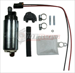 Walbro GSS341 255lph High Pressure Fuel Pump & Install Kit 1990-1996 Nissan 300ZX Twin Turbo