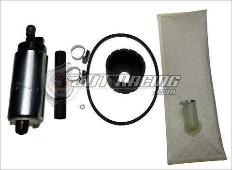 Walbro GSS342 255lph High Pressure Fuel Pump & 400-730 Install Kit for 1993-1997 Ford Probe Mazda MX6