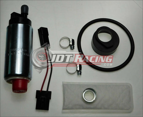 Walbro F20000169 255lph High Pressure Fuel Pump & Installation Kit for Grand National Corvette Camaro Firebird