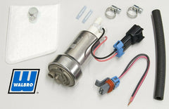 Walbro F90000267 450lph Fuel Pump & 400-1168 Installation Kit E85 Compatible *Universal*