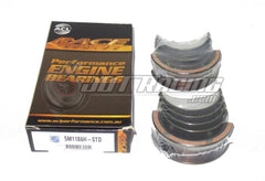 ACL Race 5M1186H-STD Main Bearings for 1992-1997 Mitsubishi Eclipse 4G63 2.0L