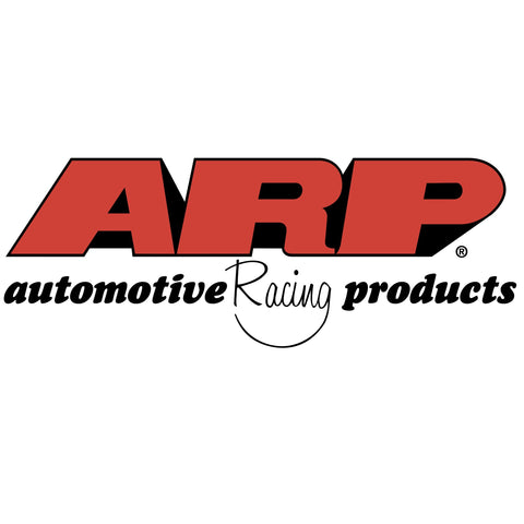 ARP M6 X 1.00 X 80 Hex Black Oxide Bolts - 5pk #660-1009