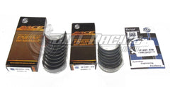 ACL Main & Rod Bearings & Thrust Washer Set for 2008-2015 Mitsubishi 4B11T Evo X