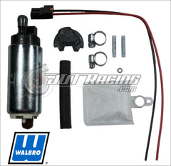 Walbro GSS341 255lph High Pressure Fuel Pump & Install Kit 1989-1994 Nissan Skyline R32 GTR Turbo