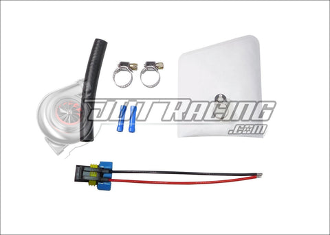 Walbro F90000274 450lph Fuel Pump & 400-0085 Installation Kit E85 Compatible Subaru WRX/Sti