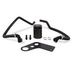 Mishimoto Ford Mustang GT Baffled Oil Catch Can, PCV Side, 2015-2017