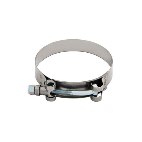 "Mishimoto Stainless Steel T-Bolt Clamp, 3.86"" - 4.17"" (98MM - 106MM)"
