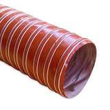 "Mishimoto Heat Resistant Silicone Ducting, 3"" x 12'"