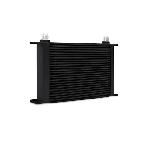 Mishimoto Universal 25-Row Oil Cooler, Black