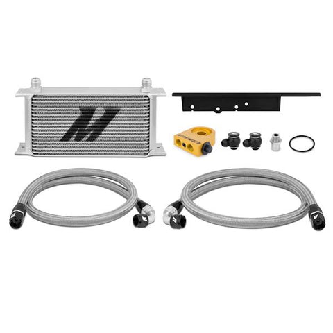 Mishimoto Nissan 350Z / Infiniti G35 Coupe Thermostatic Oil Cooler Kit