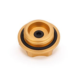 Mishimoto Limited Edition Subaru Oil Filler Cap, Gold