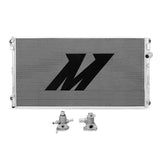 Mishimoto Ford 6.7L Powerstroke Aluminum Secondary Radiator, 2011-2016