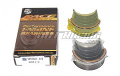 ACL Race 5M1144H-STD Main Bearings for 89-92 Mitsubishi Galant VR4 4G63 6-Bolt