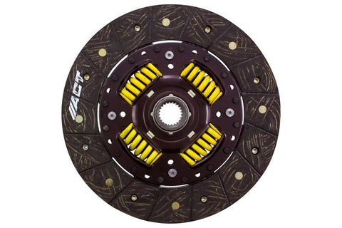 ACT 3000305 Street Sprung Clutch Disc 2008-2015 Mitsubishi Evolution Turbo 2.0L