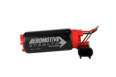 Aeromotive #11541 Fuel System 340 Series Stealth In-Tank Fuel Pump, offset inlet