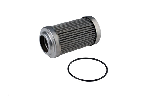 Aeromotive #12635 Fuel System 40 M Stainless Filter Element, Fits (12335, 12330, 12348,