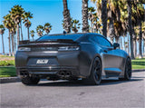Borla 2016-2018 Chevrolet Camaro SS AT/MT RWD Ceramic Black S-Type Exhaust (w/ Dual Mode Valves)