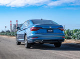 Borla 2019 Volkswagen Jetta 1.4L 2.5in Pipe Dia 2.5in Tip Turn Down Pipe S Type Catback Exhaust