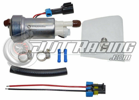 Walbro F90000267 450lph Fuel Pump & 400-0085 Installation Kit E85 Compatible Nissan 240SX 1989-1998