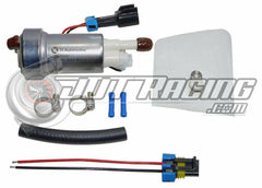 Walbro F90000267 450lph Fuel Pump & 400-0085 Installation Kit E85 Compatible Mazda RX7 1989-1995