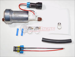 Walbro E85 525lph F90000285 Hellcat Fuel Pump & Install Kit Honda Civic 92-2000