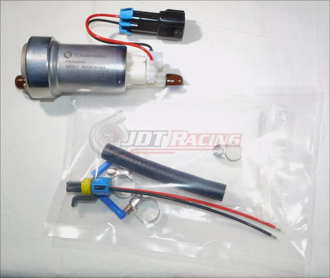Walbro E85 525lph F90000285 Hellcat Fuel Pump & Install Kit Toyota MR2 1991-1995