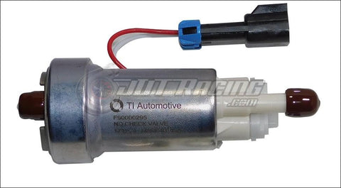 Walbro Ti Automotive F90000295 535lph HellCat Intank Fuel Pump E85 Compatible