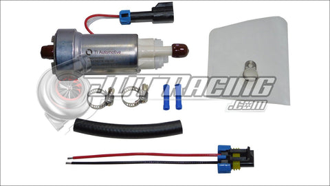 Genuine Walbro 535lph F90000295 Hellcat Fuel Pump & Install Kit E85 Compatible