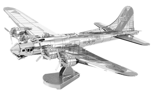 B17 Flying Fortress Boeing Plane