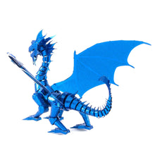 Load image into Gallery viewer, ICONX Blue Dragon
