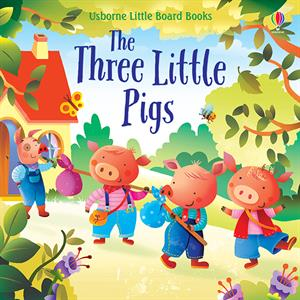 The Three Little Pigs Little Board Book