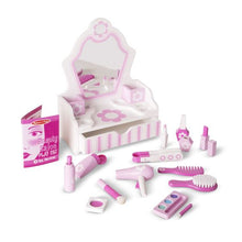 Load image into Gallery viewer, Beauty Salon Play Set