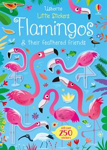 Little Stickers Flamingos