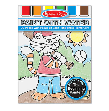 Paint with Water Sports - Blue