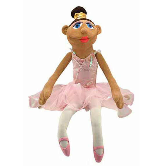 Ballernia Puppet (full body)