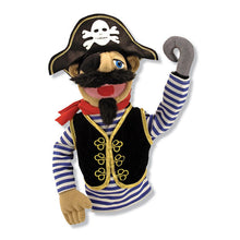 Load image into Gallery viewer, Pirate Puppet
