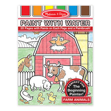 Load image into Gallery viewer, Paint with Water Farm animals