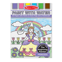 Load image into Gallery viewer, Paint with Water- Princess