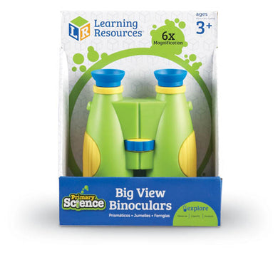 Big View Binoculars