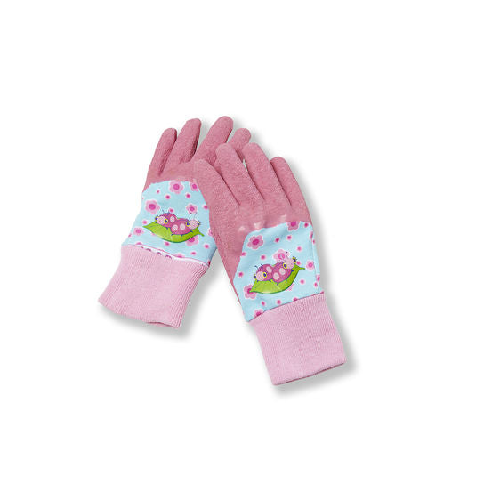 Trixie & Dixie Ladybugs good gripping gloves