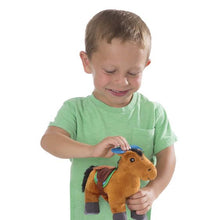 Load image into Gallery viewer, Feed & Groom Horse Care Play Set