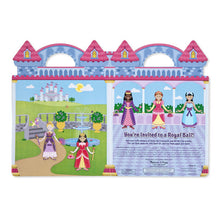 Load image into Gallery viewer, Puffy Sticker Play Set-Princess
