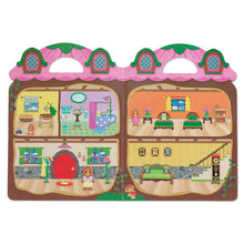Load image into Gallery viewer, Puffy Stickers Chipmunk House
