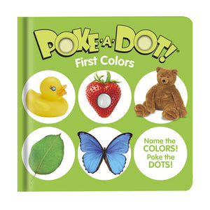 Poke-A-Dot First Colors Book